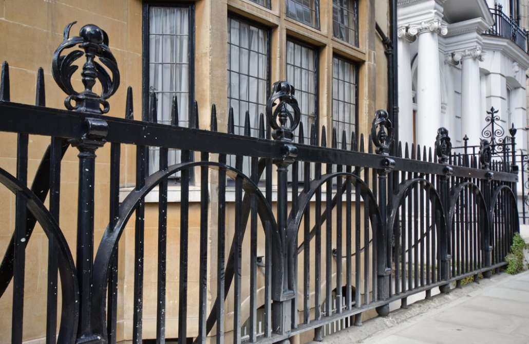 History of Gates and Railings