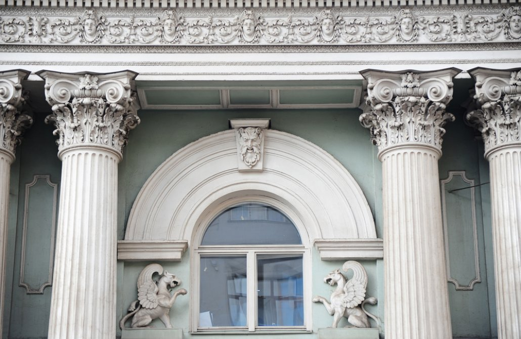 The Origin of Mouldings   The Victorian Emporium