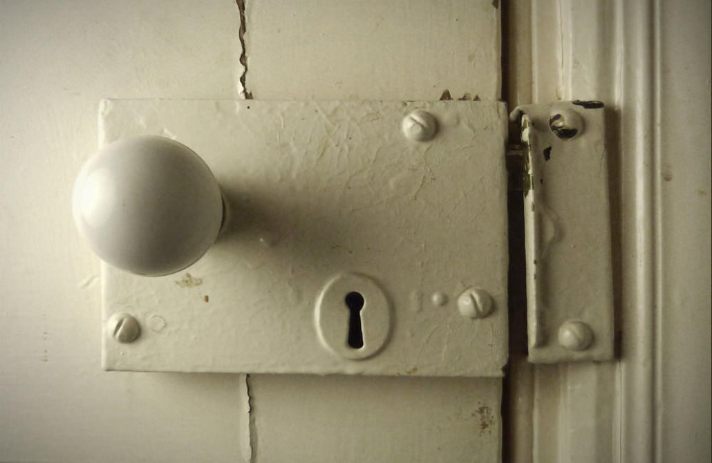 How To Use Victorian Door Rim Locks
