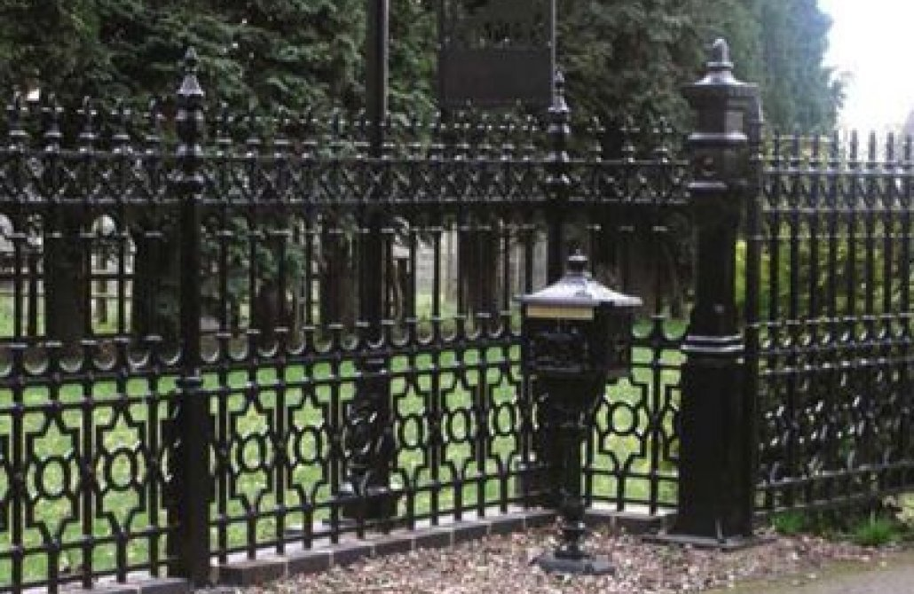 How To Use Victorian Wrought Iron Railings