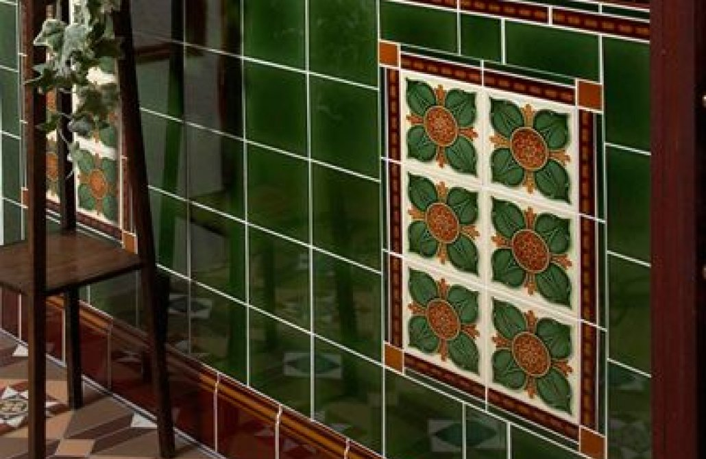 Using Victorian Style Wall Tiles The Victorian Emporium