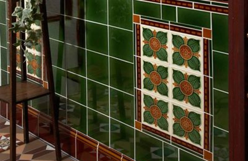 Use Victorian Style Wall Tiles In Your Home