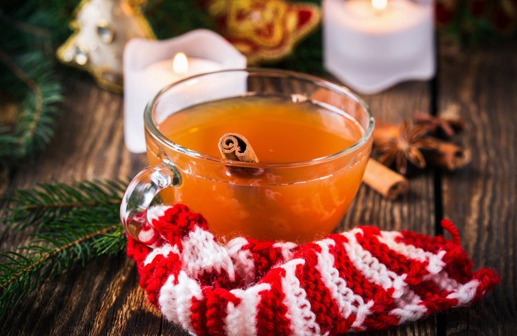 How To Make Victorian Wassail Punch