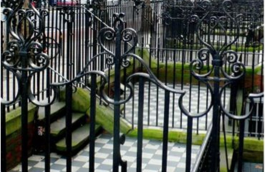 How To Restore And Clean Wrought Iron Fencing