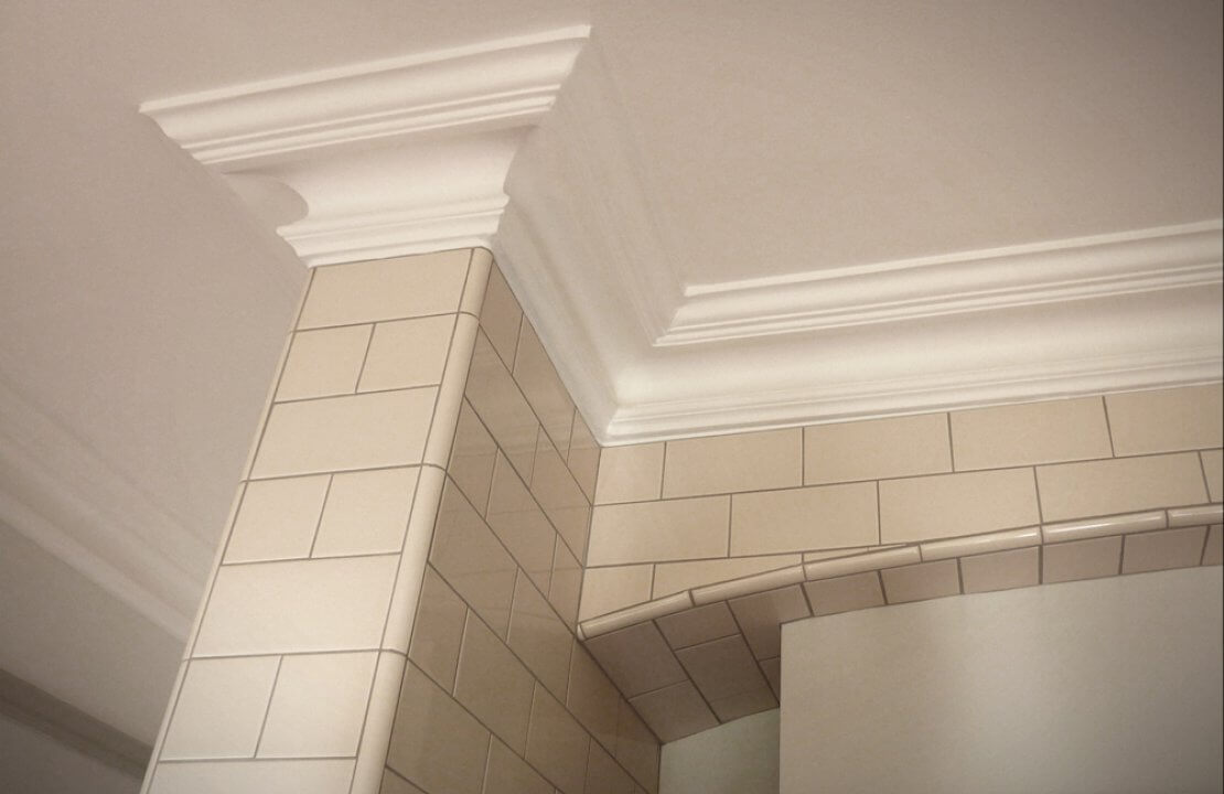 cornice architrave dado coving moulding Mitre Block for sawing skirting