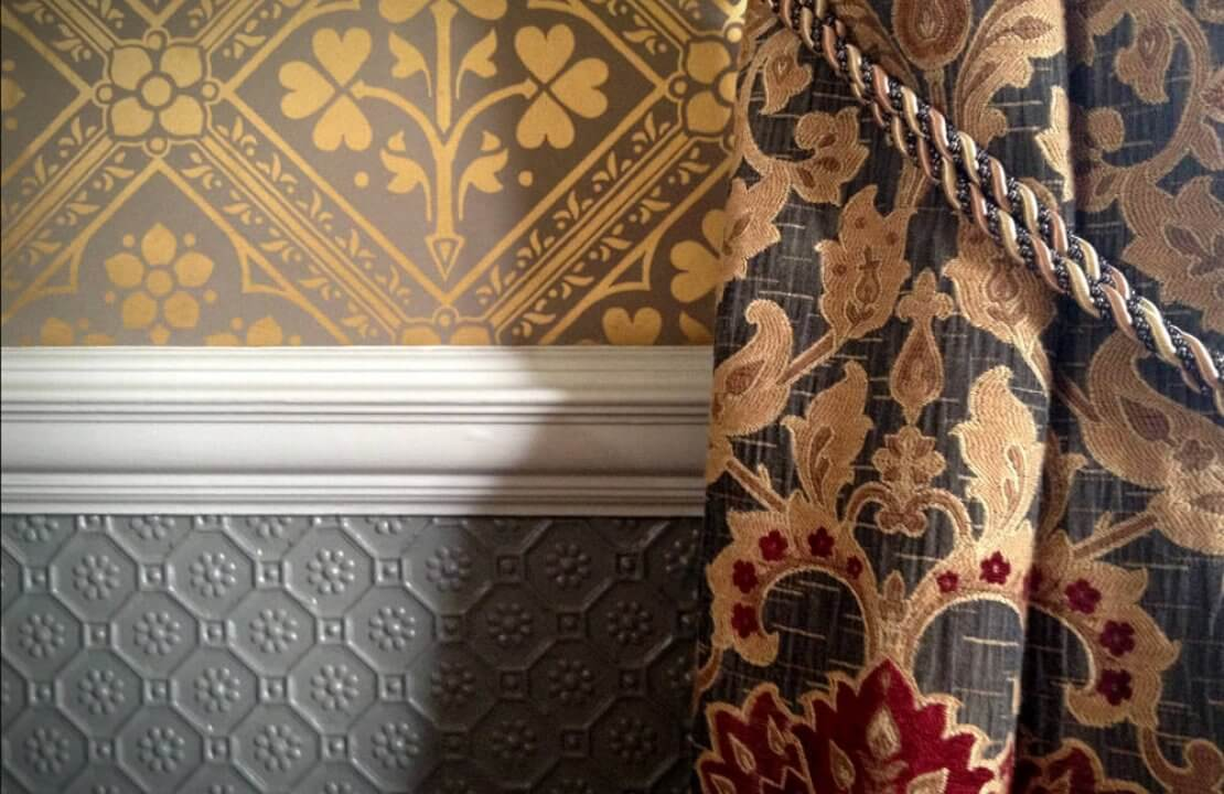 Enhancing Your Home With Victorian Curtain Tie Backs