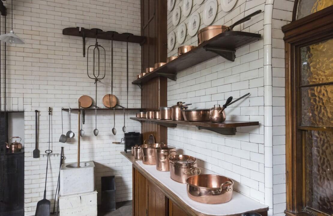 The First Kitchens Victorian Emporium
