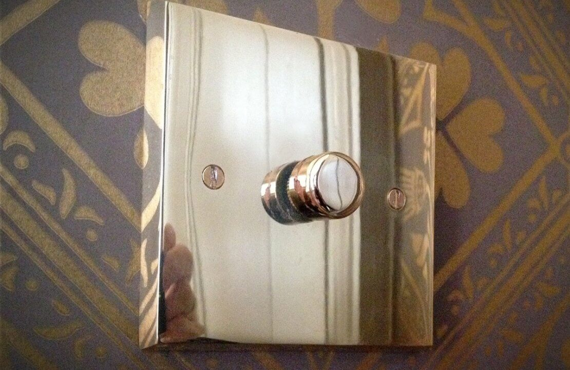 Adding Period Light Switches And Sockets In Your Home