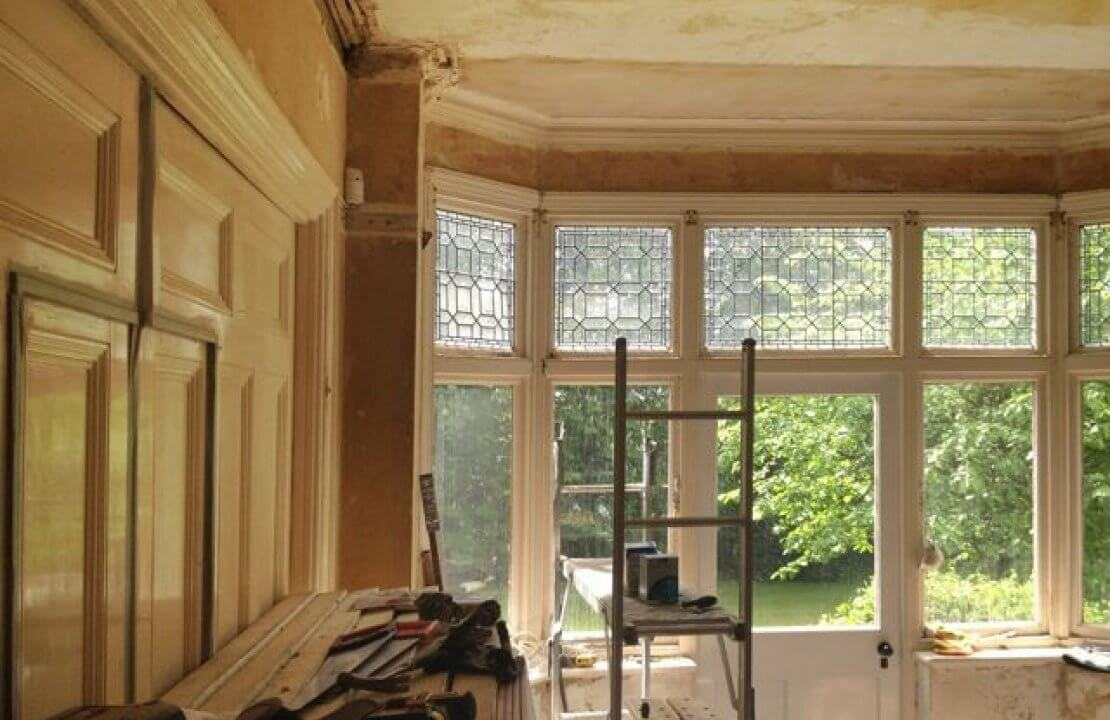 House refurbishment project management