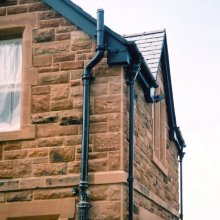 History of Guttering