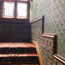 How to carpet your Victorian stairs