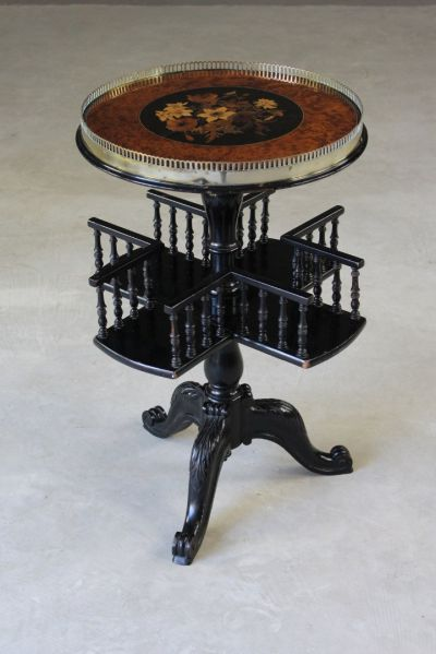 victorian antique side table