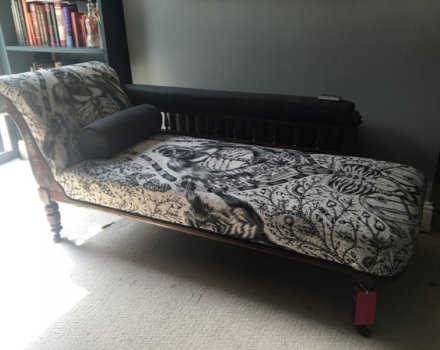 How to restore a Chaise Longue