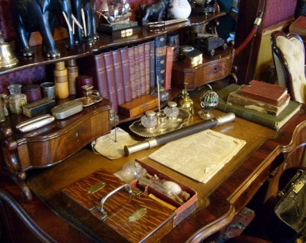 Essential Elements of a Victorian Style Study