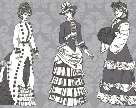 What is Victorian fashion?