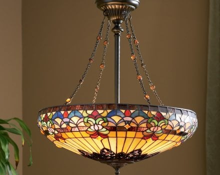 Design Of Louis Comfort Tiffany