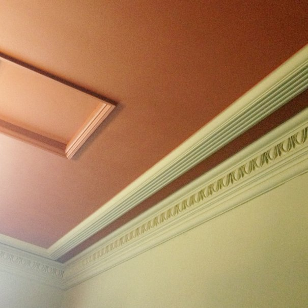 How to save original Victorian ceiling coving