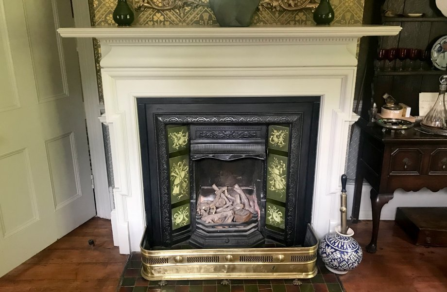 How To Restore A Victorian Fireplace The Victorian Emporium
