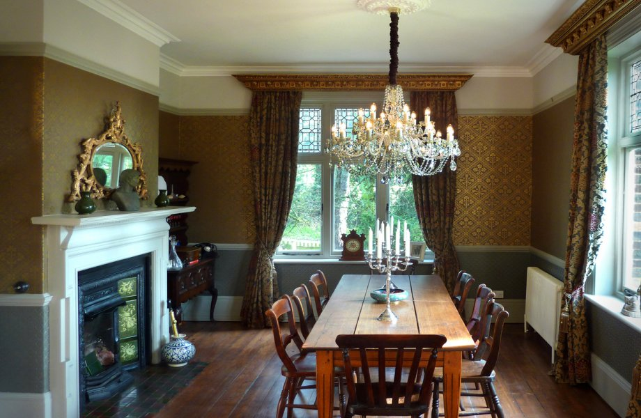 The Story Of A Victorian Living Room Given A New Lease Of Life