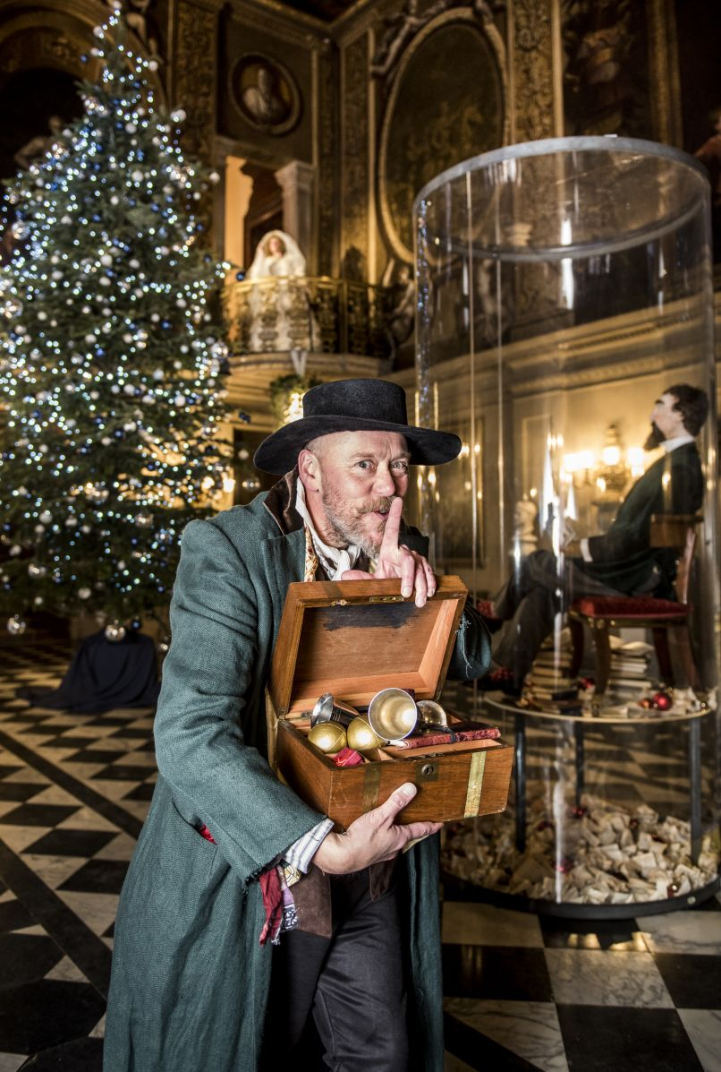 fagin at chatsworth house