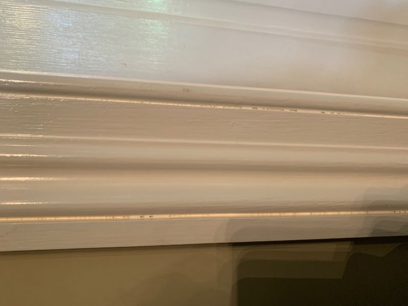 architrave front on