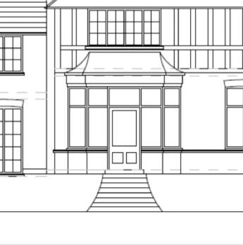 bay window architects plans