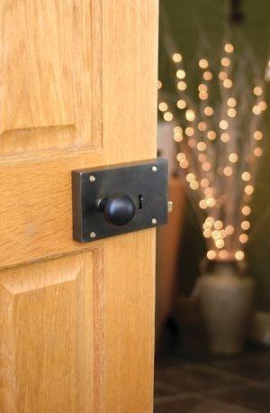 How To Use Victorian Door Rim Locks The Victorian Emporium