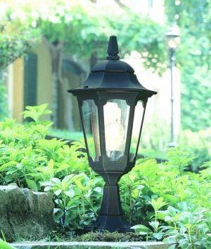 victorian garden lighting