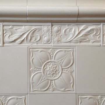 victorian wall tiles | the victorian emporium