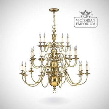 Large Ceiling Chandeliers