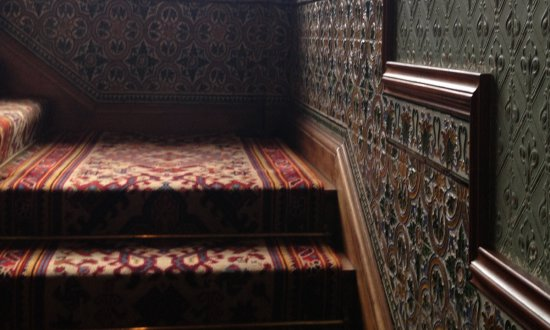 Stair and hall runner carpet