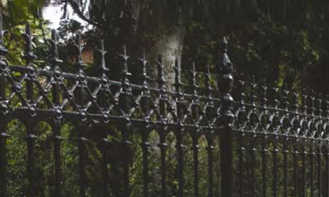 Railings, Posts and Fixings