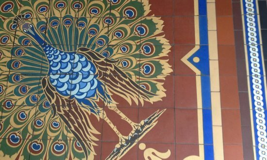 Victorian Tiles Floor And Wall Victorian Emporium