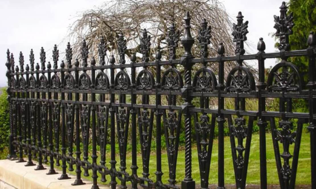 Winchester Range of Gates and Railings
