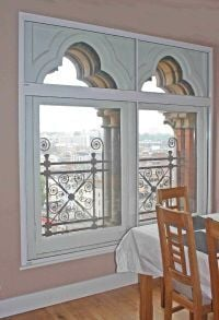 Double glazed period windows