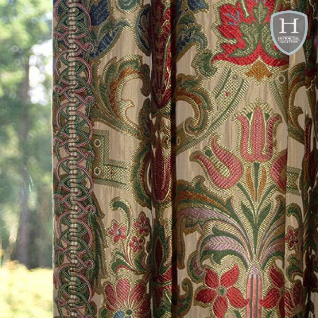 Benson fabric - various colours