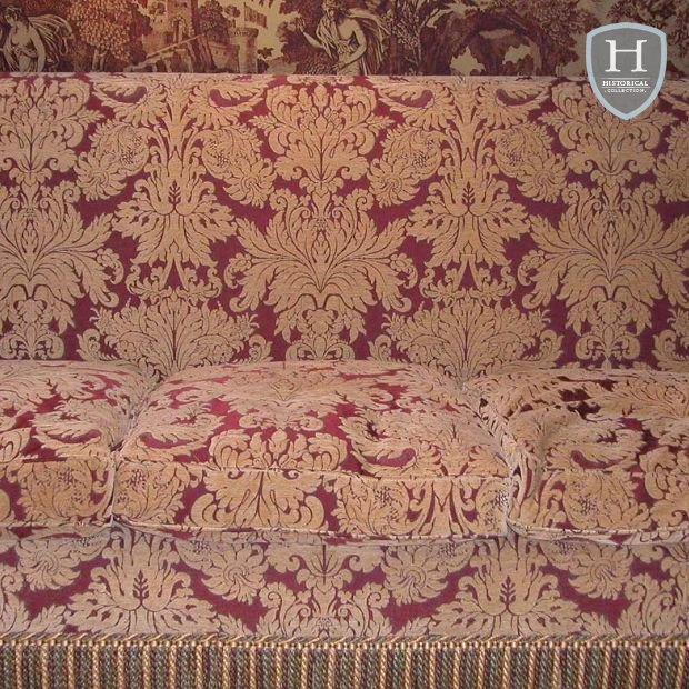 Hermitage fabric - various colours