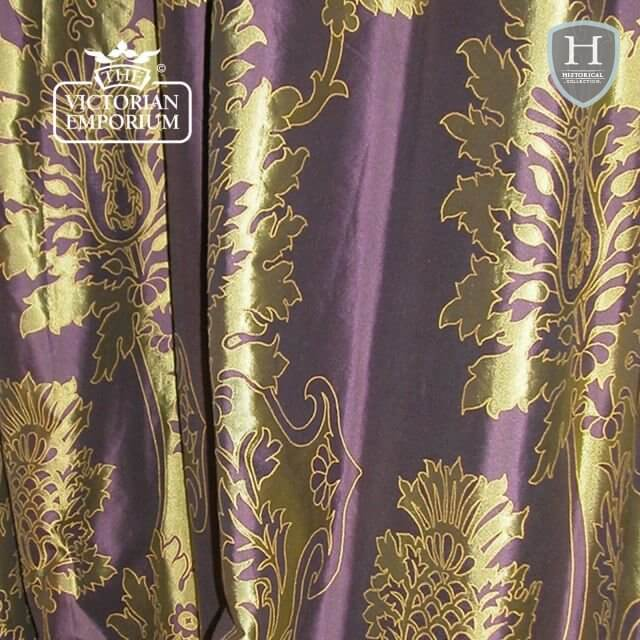 Malvern Mayfair Fabric in a choice of 3 colourways