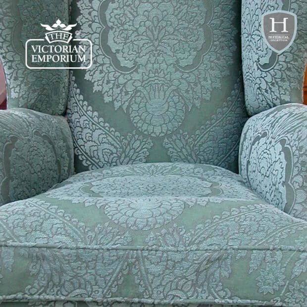 Memlinc Chenille Upholstery Fabric in a choice of 2 colourways