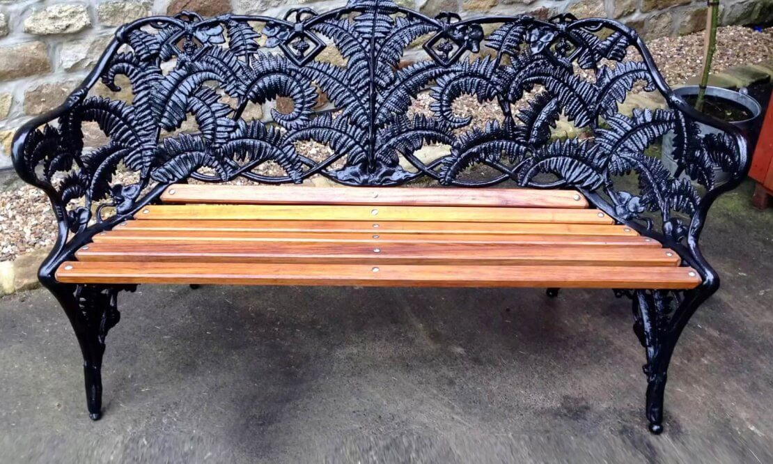 Cast Traditional Garden Furniture