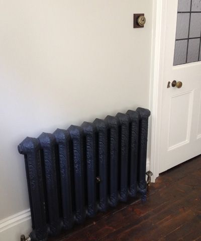 Victorian cast iron radiators