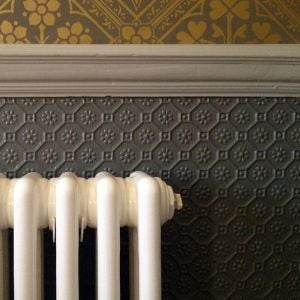 paintable embossed wallpapers