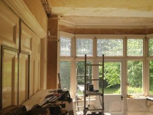 House refurbishment project management service