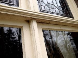 Victorian windows renovation