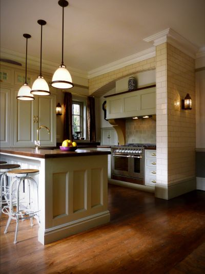 Kitchen victorian paint colours lighting