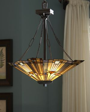 Tiffany ingle pendant light