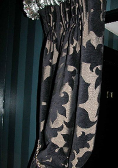 Veronese fabric winter warm curtains