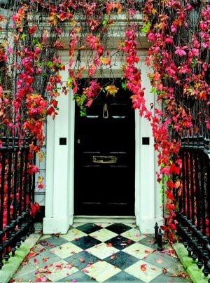 Choosing Paint For A Victorian Front Door