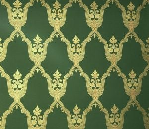 The Victorian Emporium's Melias Wallpaper