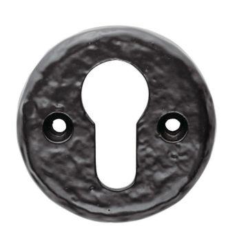 Circular escutcheon